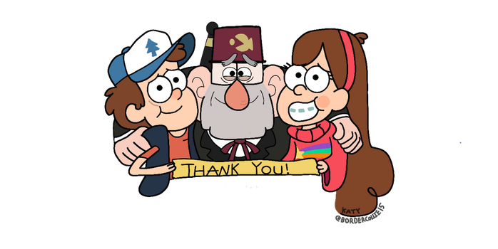 Thank You by Bordercollie15