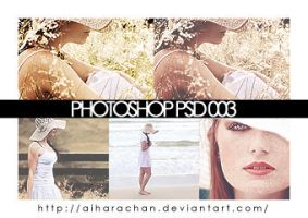 Photoshop PSD 003 by aiharachan
