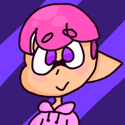 Another Squiddo by catycatkin