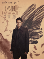 Castiel appreciation by mistofstars