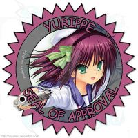 Yurippe Seal of Approval by SquallEC