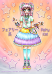 2013 :: Print - Fairy Kei by PinkAppleJam