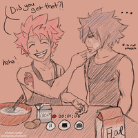 Prompt: Cooking by sotimple