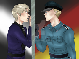 Germancest-What have we done by Mira-chii