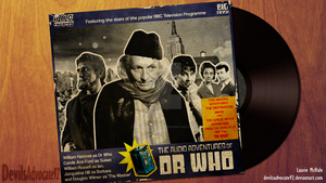 The Audio Adventures Of Doctor Who by DevilsAdvocate92