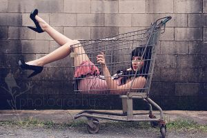 Attractive Trolley by ray-ray-photography