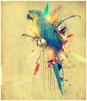 Why Parrot ? by vladis123