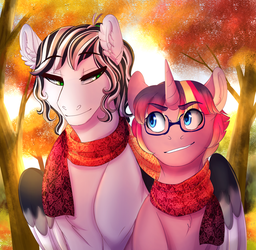MLP - Intertwined by MiaMaha