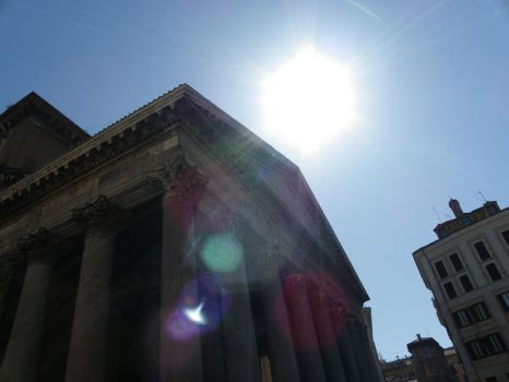 The Pantheon by foto-ragazza14