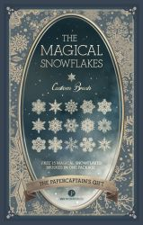 The Magical Snowflakes CUSTOM BRUSH by papercaptain