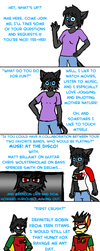 Practice: Mae AMA by The-Happy-Spaceman