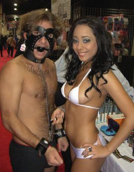 Just Another Leather Mask And Ball Gag Day by Wilcox660