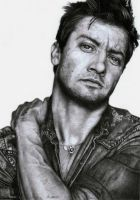 Jeremy Renner by MITSUO2