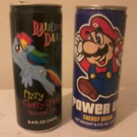 Super Awesome Pop Cans! by MC-Ash-Tray