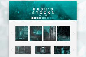 Stock Pack 01 | Castles by SugarRush19