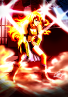 Yang Xiao Long by ARSONicARTZ