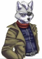 WOLF by myuinhiding