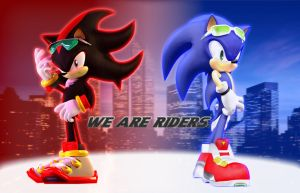 We Are Riders by MP-SONIC