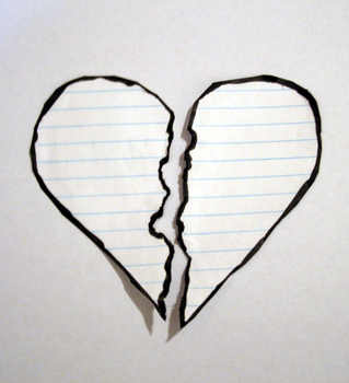 Paper Heart by GrowingUpNextMonday
