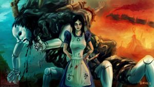 The Alice Madness 3 by vempirick