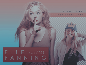 Elle Fanning PNG Pack by Courtney (Resources) by heartbrekker