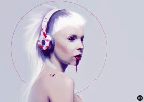 Yolandi by lizavanrees