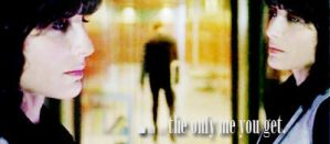 the only me you get by DramaCauliflowery