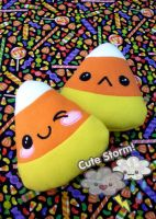 Candy corn by The-Cute-Storm