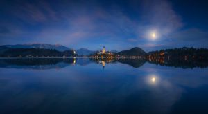 panorama of bled III by roblfc1892