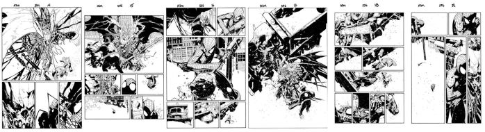 Amazing Spider-Man 556 pages by TimTownsend