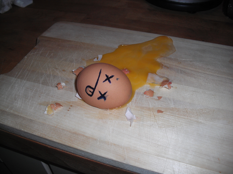Eggs 5 - Suicide by XxdrummerxX