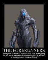 The Forerunners by Bluewind2006