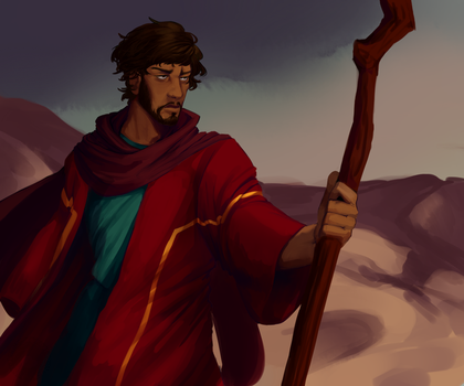 Redraw: Prince of Egypt by NanoColors