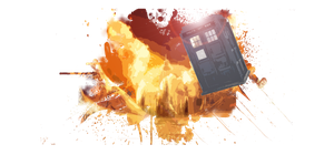 Tardis Gallifrey by DarraChese