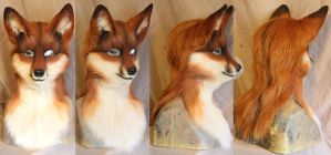 Red Fox- NEW shell by Magpieb0nes