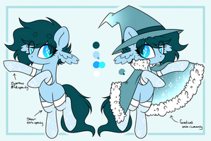 .:Frosted Fluff:. [MYO APPROVED] by xXCosmicCarrotXx