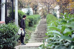 Leaving... by altansomay