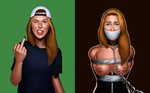Carter Cruise by EyeOnTheDrawings