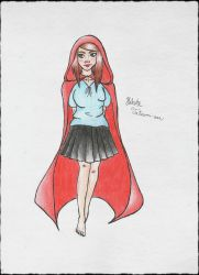 Little Red Riding Hood by Tatsumi-san
