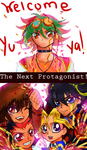 Welcome Yuya! by lulufangirl