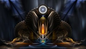 Cyritous, Temple Of The Orb Of Karinos by xzendor7
