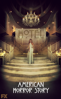 American Horror Story - Hotel (Lady Gaga) by Panchecco