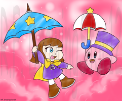 Umbrella vs Parasol