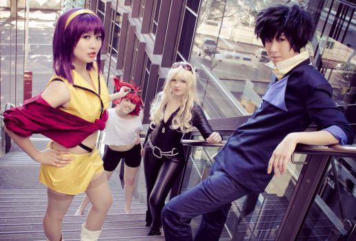 Cowboy Bebop: Too Good Too bad by christie-cosplay
