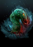 pseudodragon by unded
