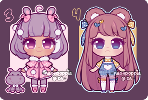 Set Price Adopts - 1 OPEN Price Reduced by neonpoppie
