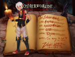 OW:: Zelimir Holst (Year 7) by MelodicSoul
