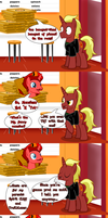 CMSN: A Fiery Love Story, Part 1 by JasperPie