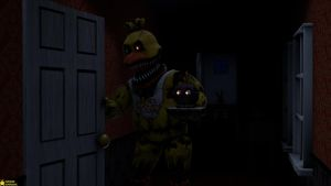 [SFM FNaF 4K] Lets give the kid a treat by AwesomeSuperSonic