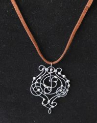 Fancy Bauble Necklace by smelliga